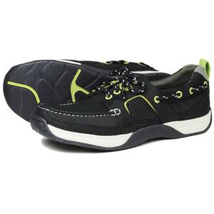 Wave Deck Shoe Carbon-Yellow