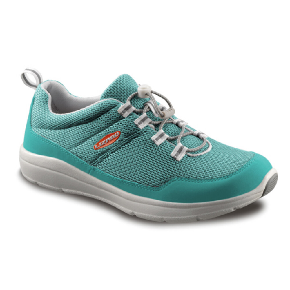 Ladies Deck Trainer Poole Blue