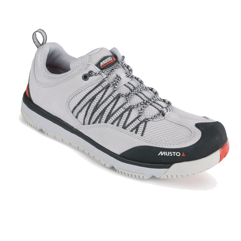 GP Race Deck Trainer Light Grey