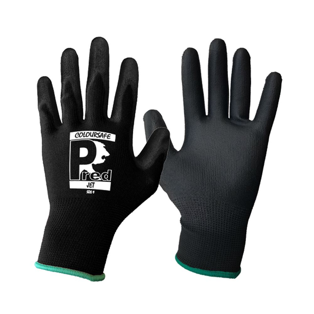 Polyester PU Work Glove (Pair)