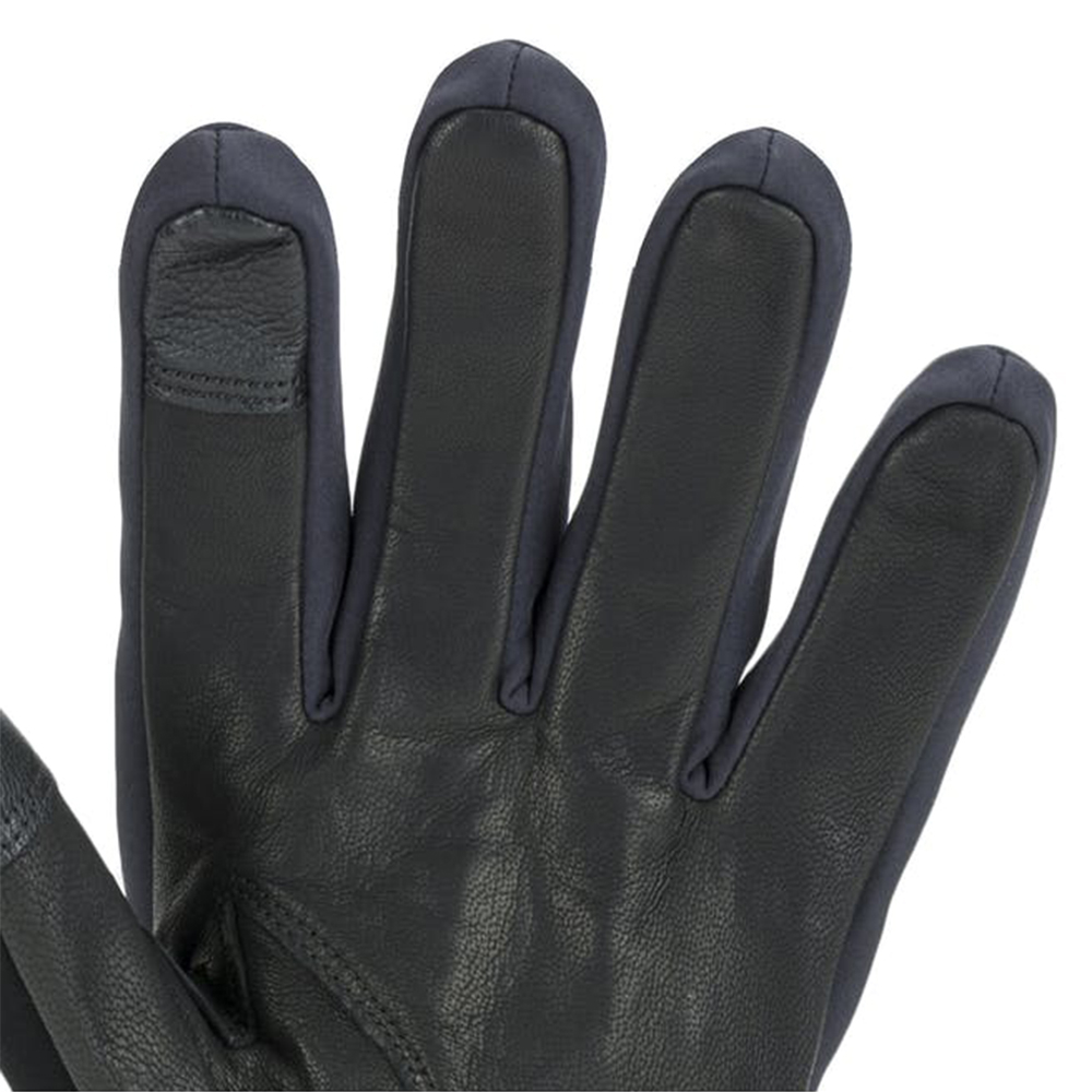 Waterproof All Weather Insulated Glove - Grey Black