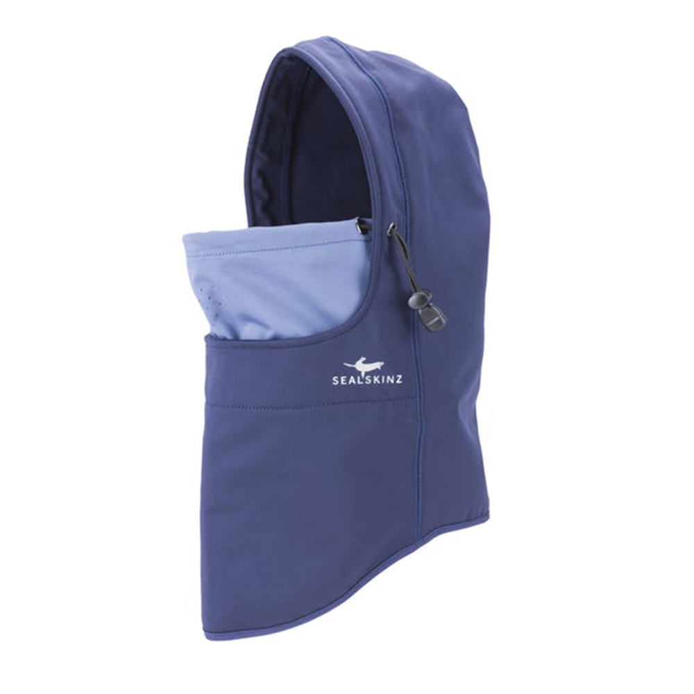 Waterproof All Weather Head Gaitor - Navy