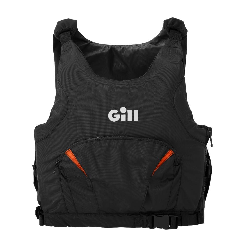 Pro Racer Buoyancy Aid - Black & Orange