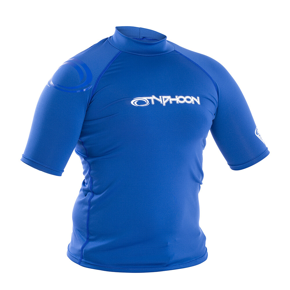 Junior Short Sleeve Rash Vest