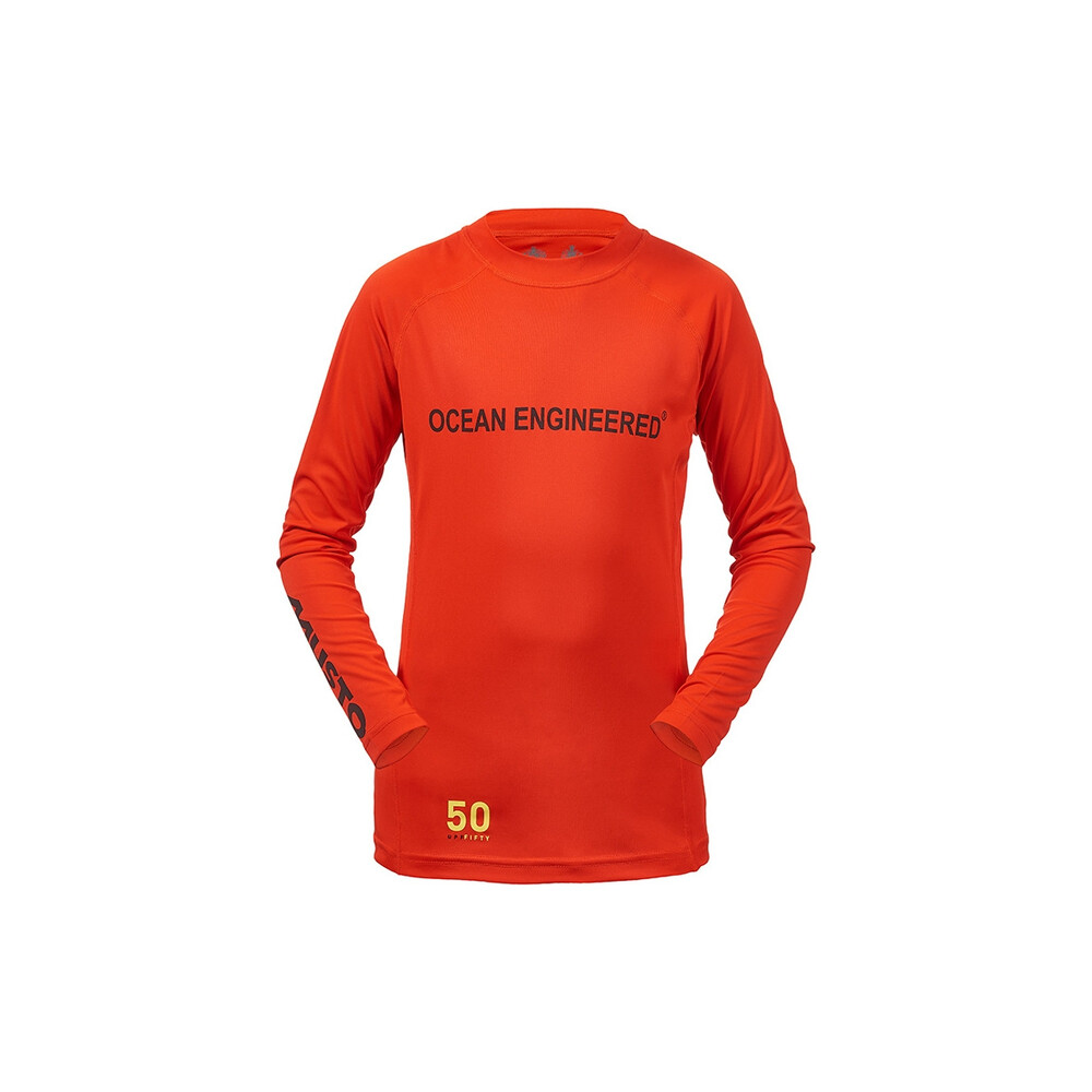 Junior Insignia Dinghy Long Sleeve T-Shirt