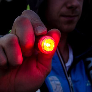 Spot-Me Red LED Micro Flare