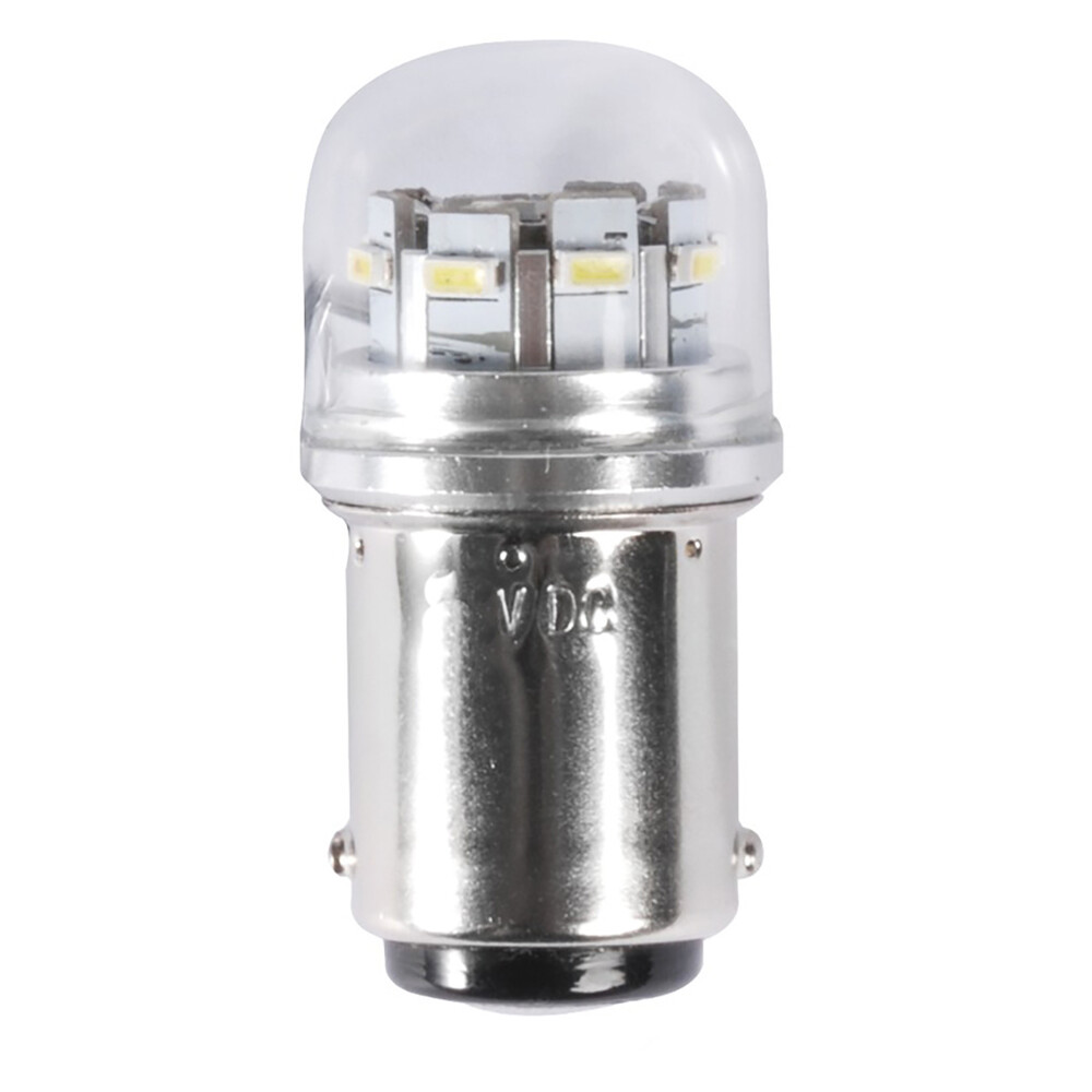 LED Bayonet Bulb • 12+24V 1.2W BA15D