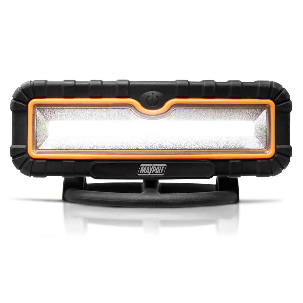 Rechargeable 5W LED Worklamp & Powerbank