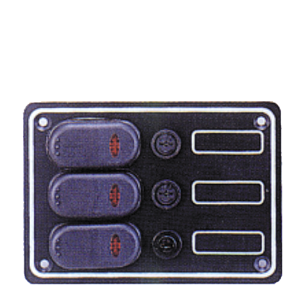 Waterproof Switch Panel