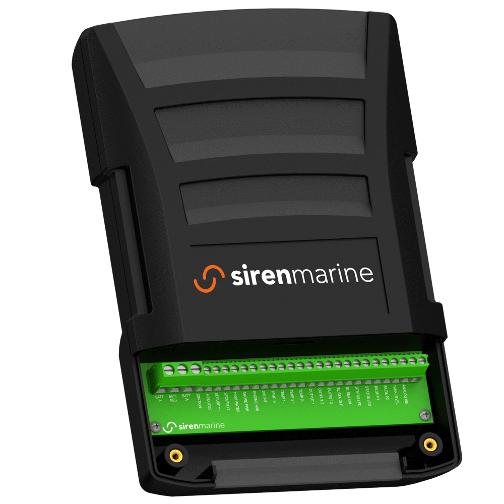 Siren Marine MTC Boat Monitoring and Tracking System
