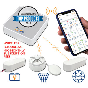 Zigboat ZB101 Wireless Remote Monitoring System