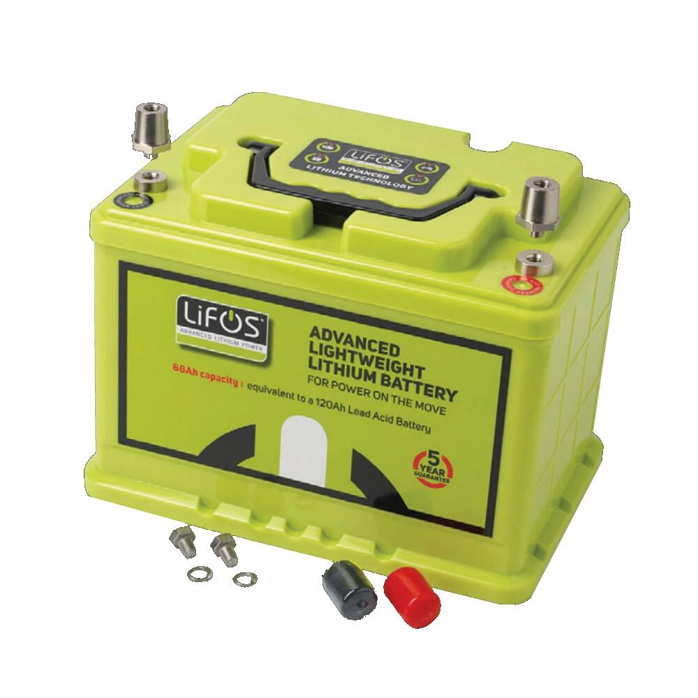 68AH Lithium Battery