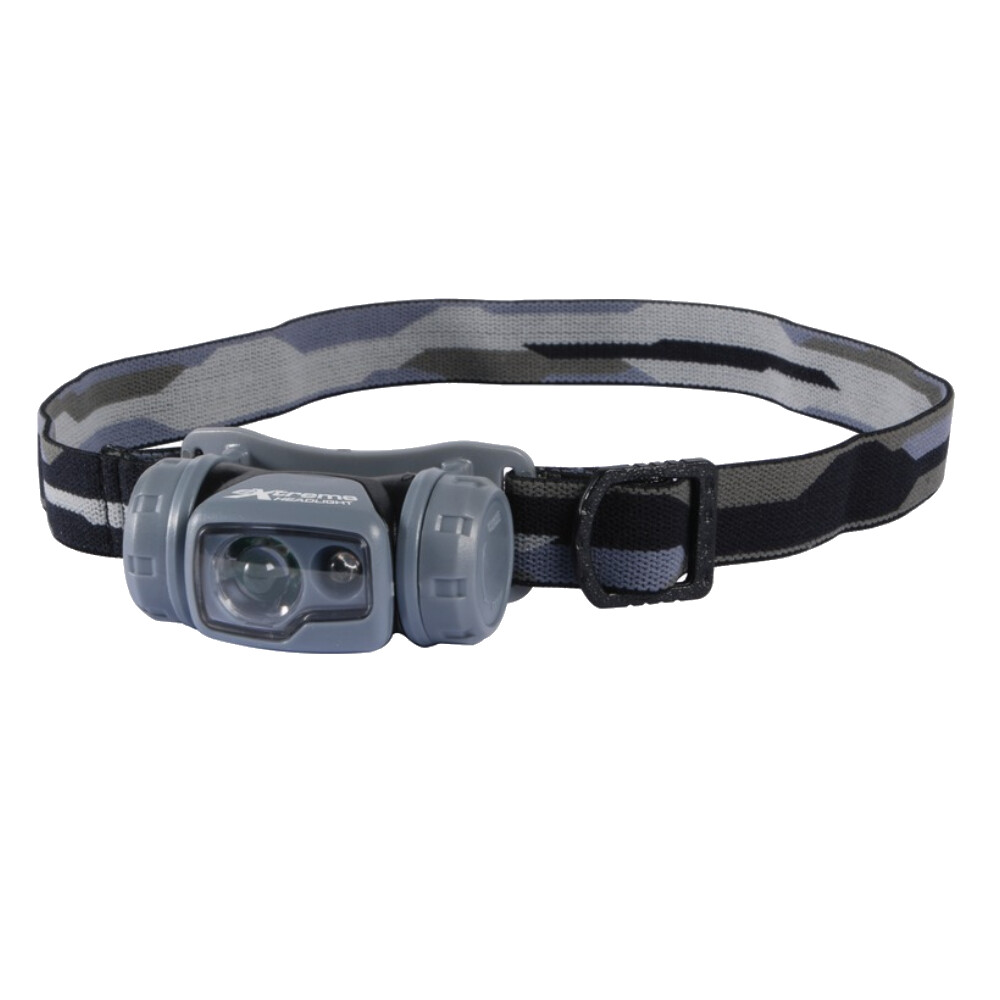 Red-White LED Headtorch