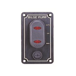 Waterproof Bilge Pump Rocker Switch - Vertical