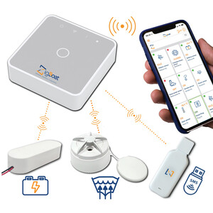Zigboat ZB104 Connectivity Kit Wireless and Remote Control System