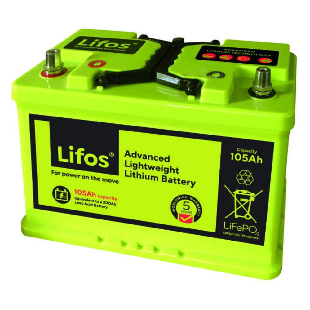 105AH Lithium Battery