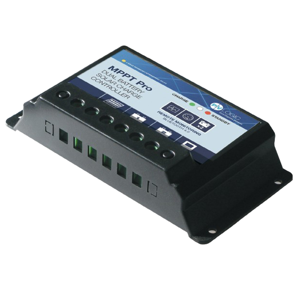 15A Dual Battery Solar MPPT Pro Charge Controller