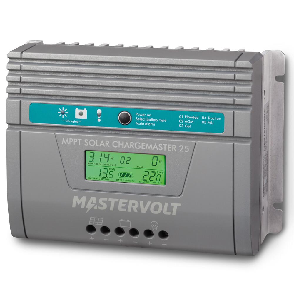 SCM25 MPPT Solar Chargemaster