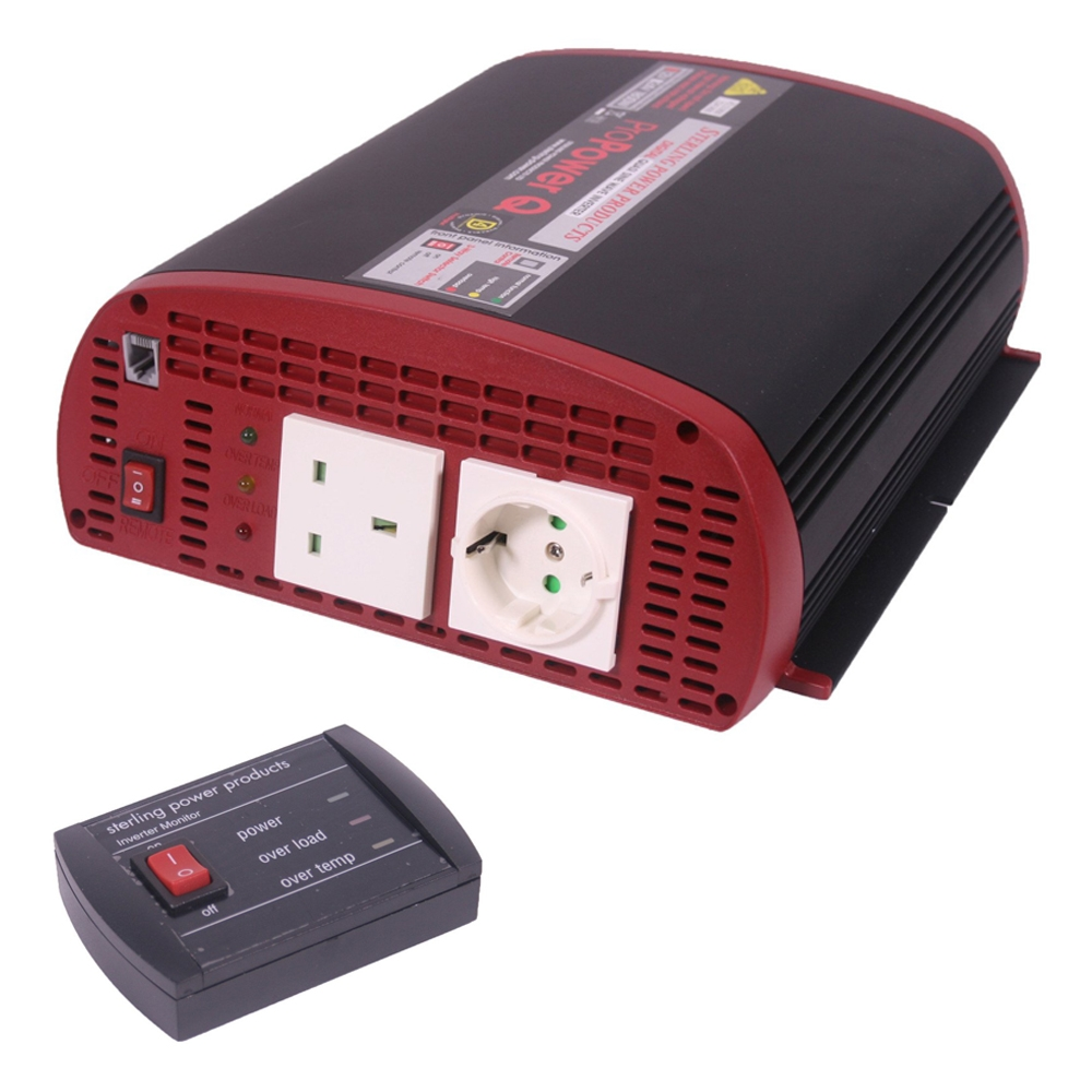 Inverter inc Remote Control