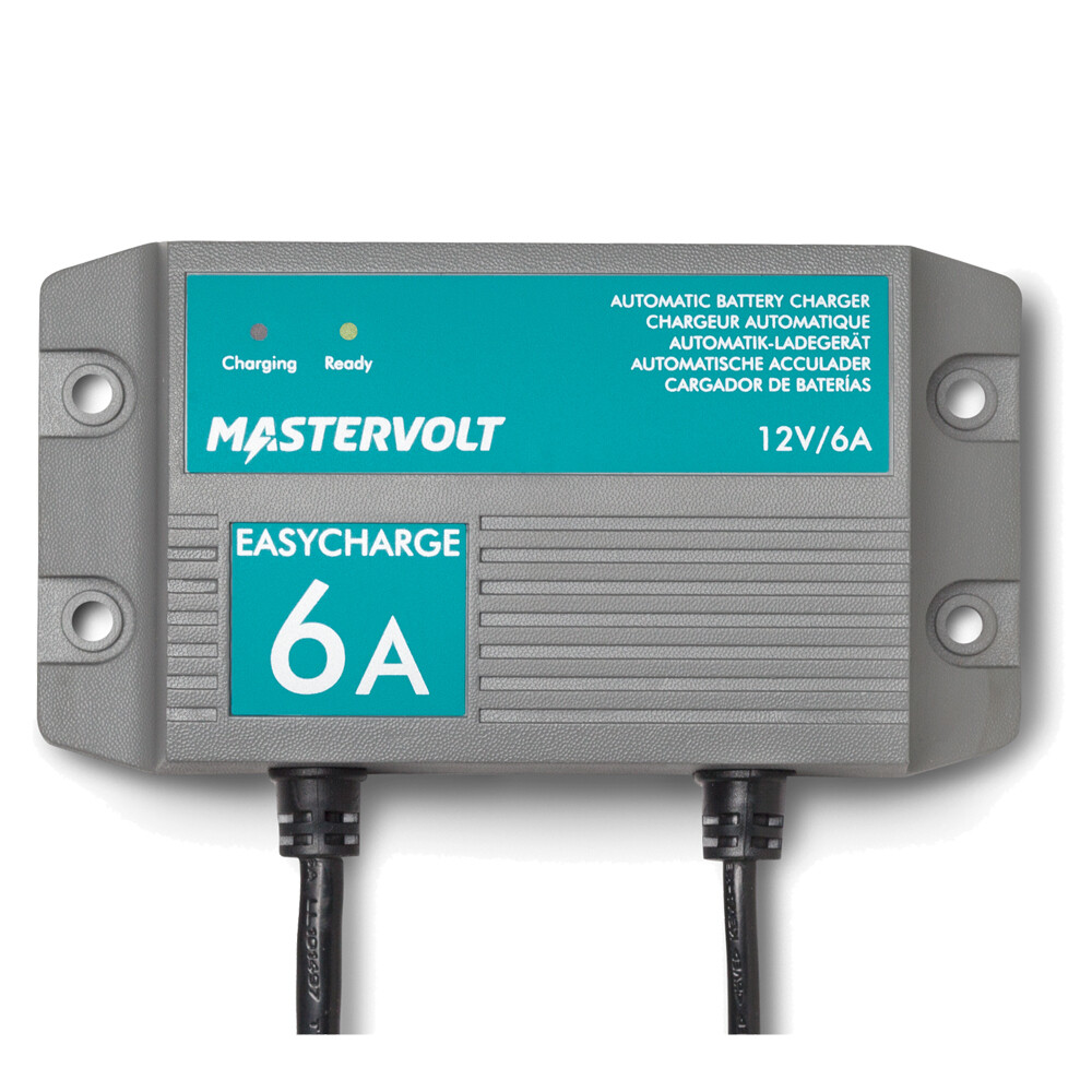 Easycharge 12V Battery Charger 6A