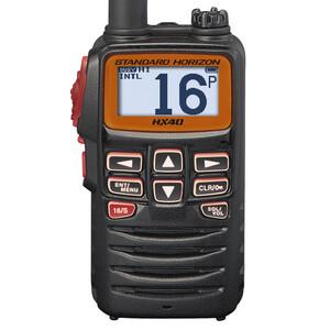 HX40E Handheld VHF with FM Radio