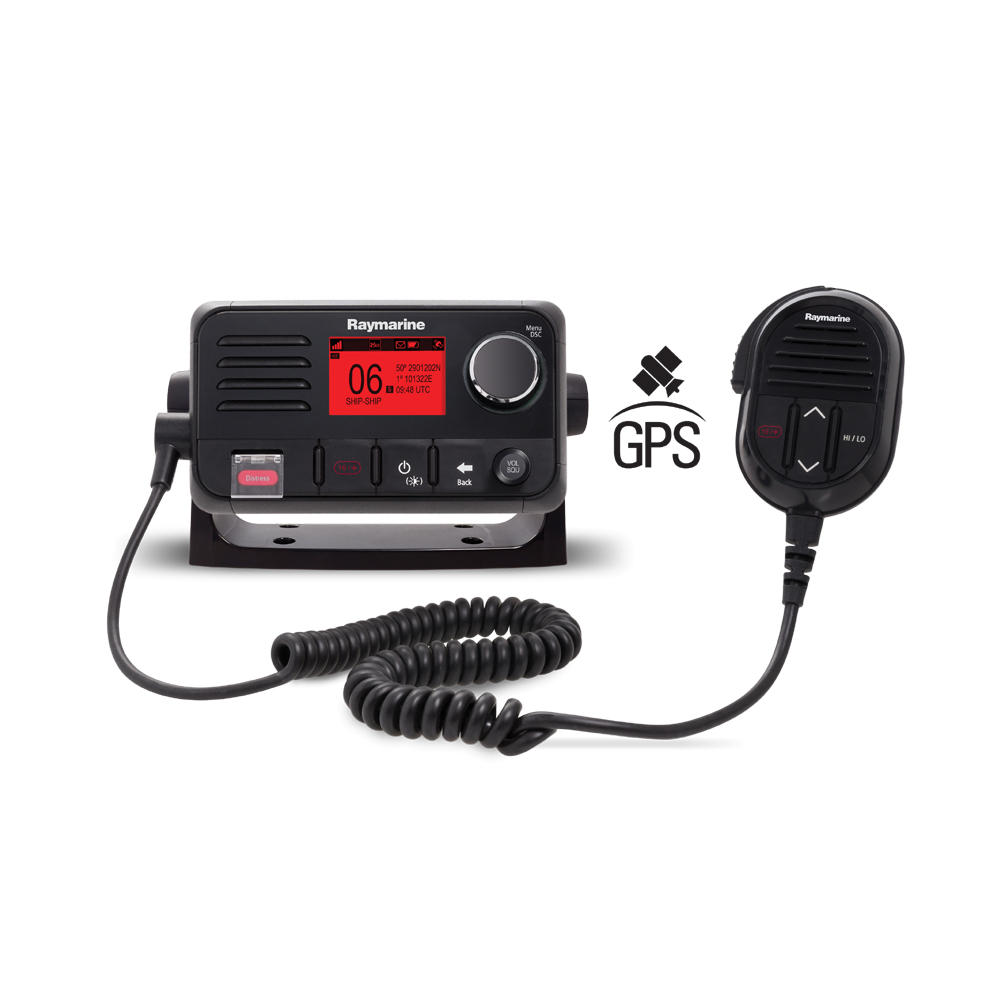 Ray53 DSC VHF Radio With GPS Receiver