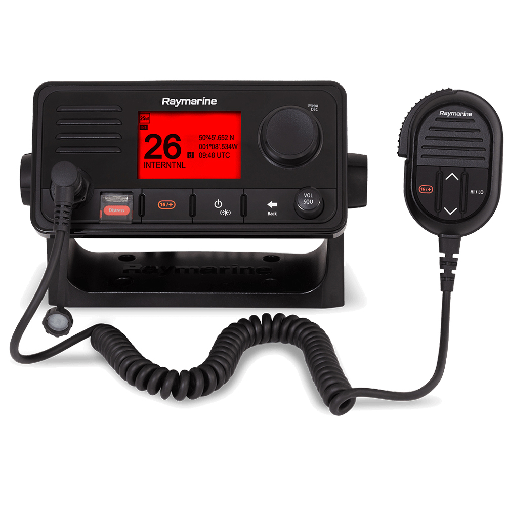 Ray63 DSC VHF Radio With GPS Receiver