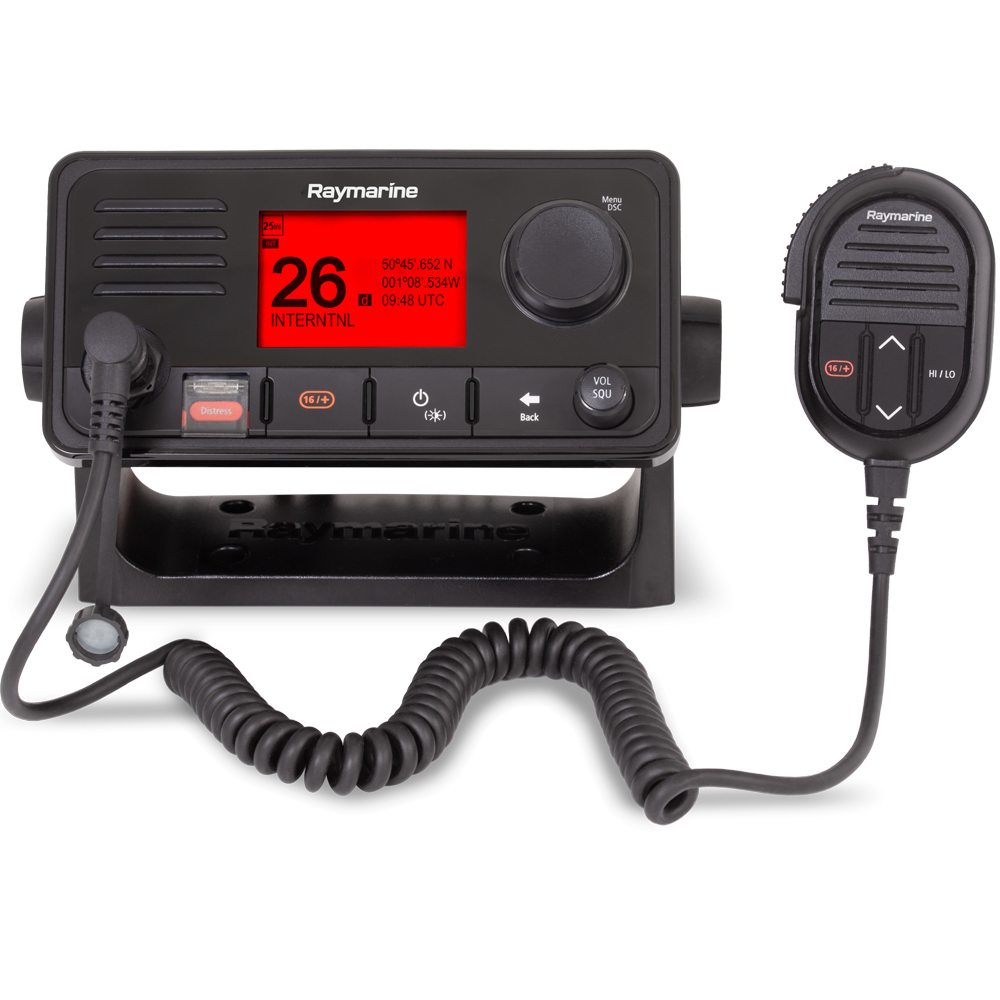 Ray73 DSC VHF with AIS and GPS Receivers