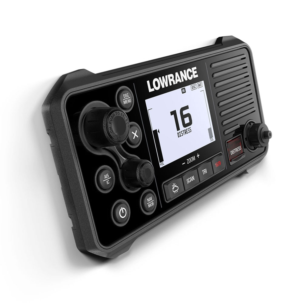 Link-9 DSC VHF Radio With AIS and GPS