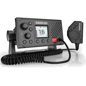 RS20S DSC VHF Radio With GPS