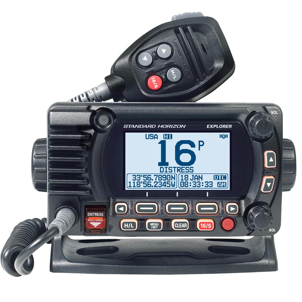 GX1800EGPS VHF Radio