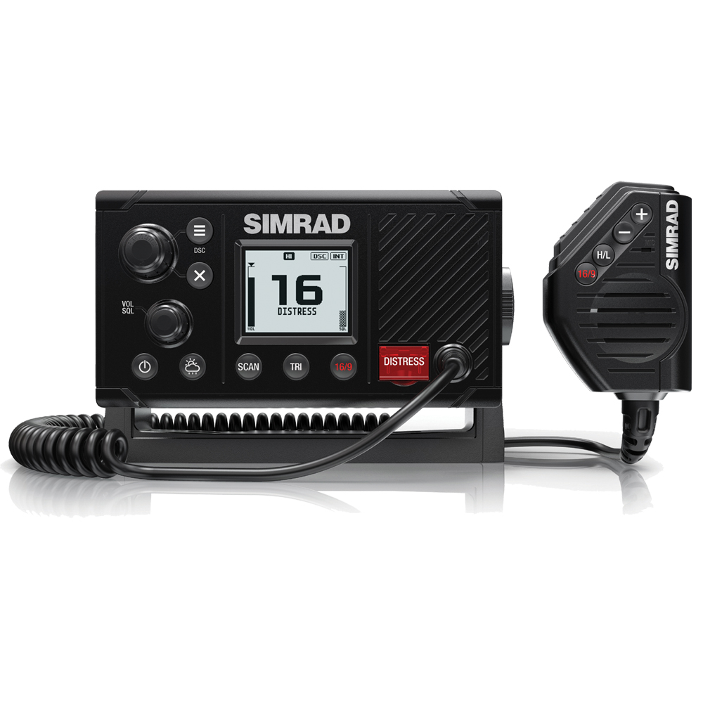 RS20 DSC Fixed Mount VHF Radio