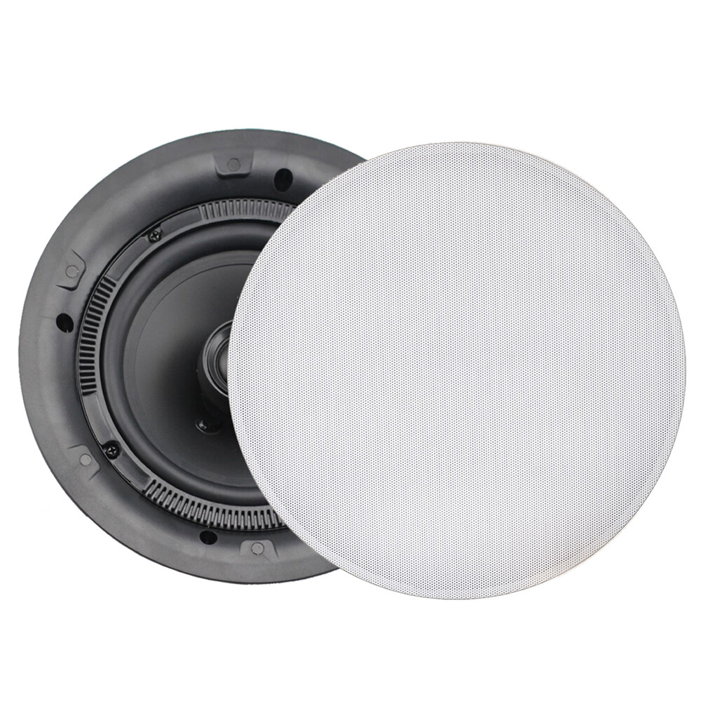 Flush Mount Ceiling Speaker 6 inch