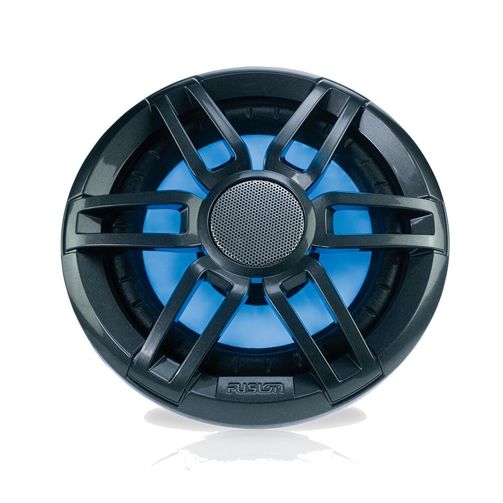 XS Sport Grey White Sport RGB LED Speakers