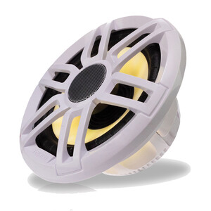 XS Sport Grey White Sport RGB LED Speakers