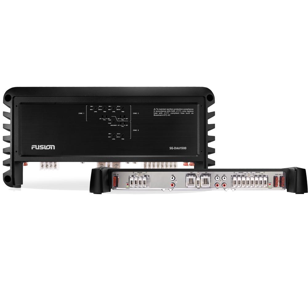 Signature Series 6 Channel Marine Amplifier