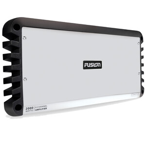 Signature Series 8 Channel Marine Amplifier