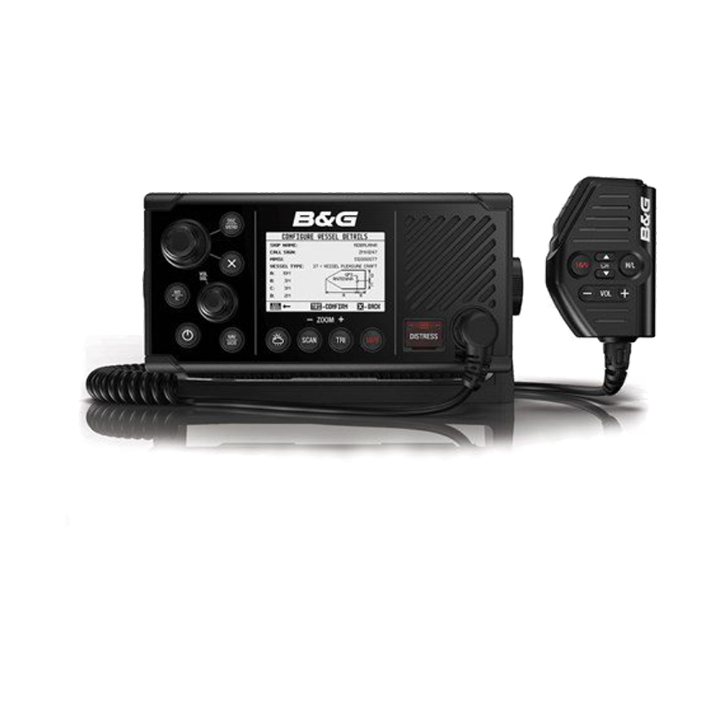 V60B VHF with Internal AIS Transponder