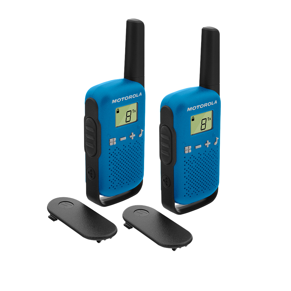 T42 PMR Radio Twin Pack
