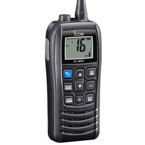 IC-M37E Handheld VHF Radio