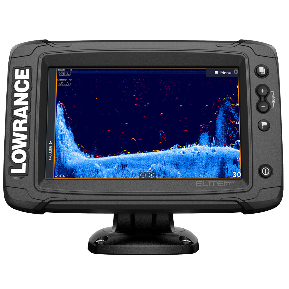 Elite-7 Ti2 Chartplotter & Fishfinder With Active Imaging Transducer