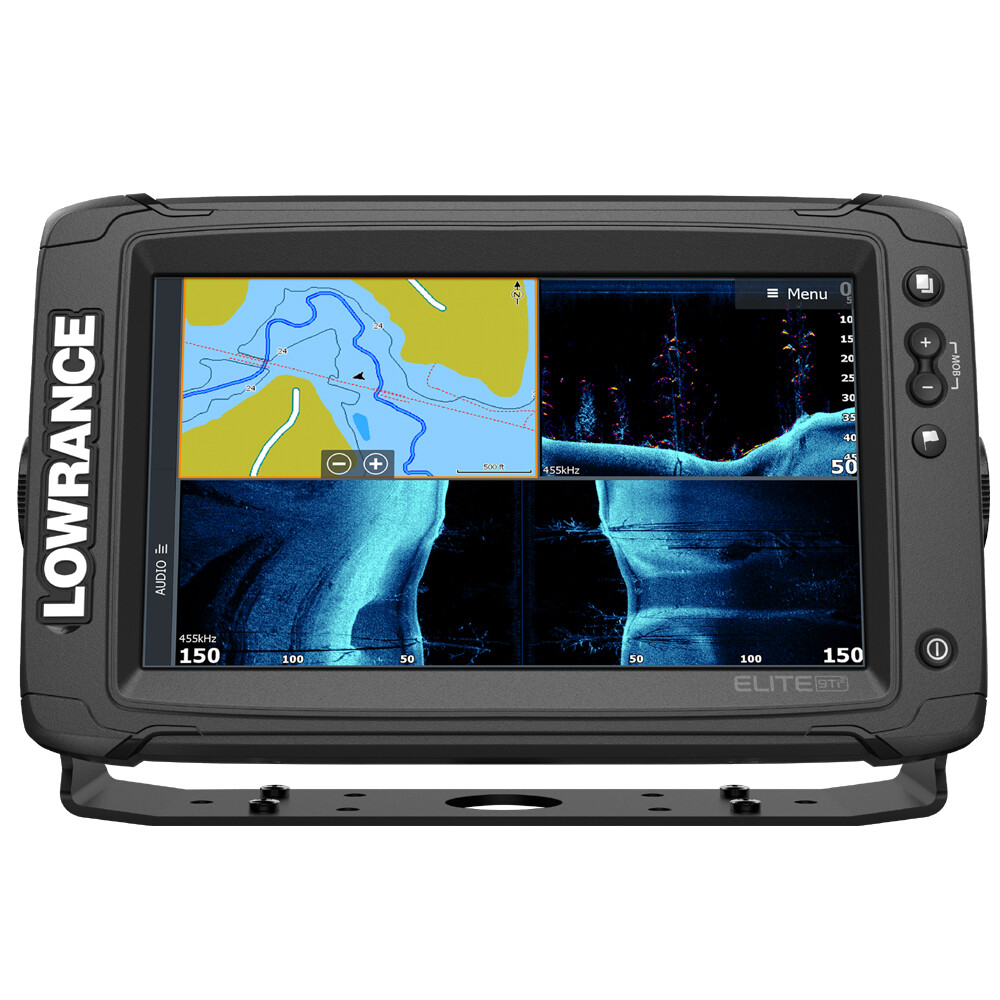 Elite-9 Ti2 Chartplotter & Fishfinder With Active Imaging Transducer
