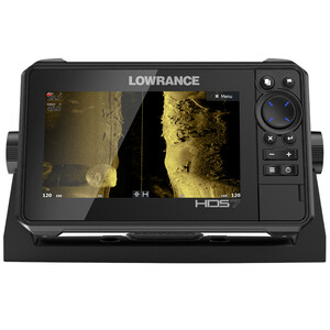 HDS-7 Live Multifunction Display