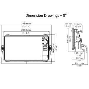 HDS-9 Live Multifunction Display