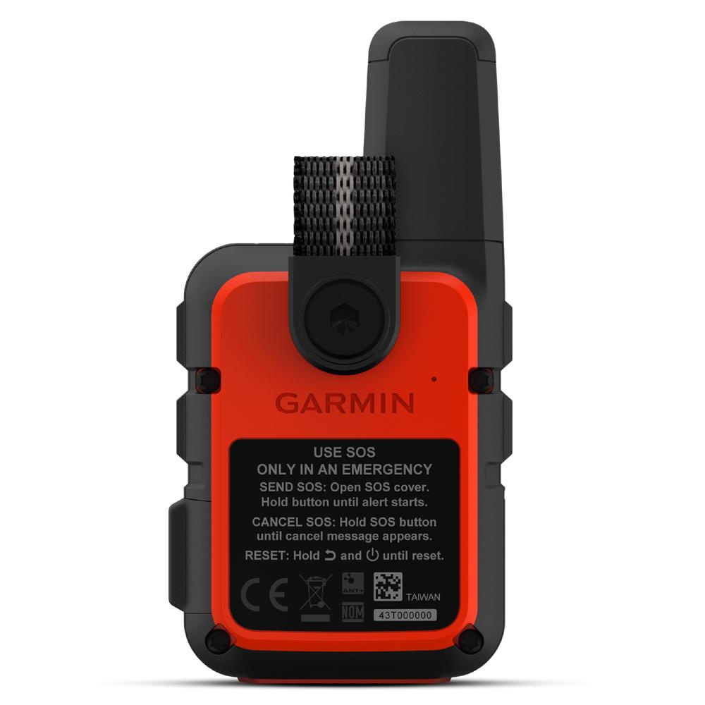 inReach Bundle Mini Satellite Communicator Marine Mount and Power cable