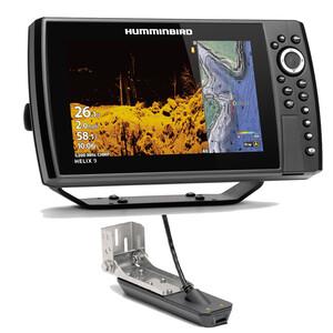 Helix 9 Chirp Mega SI Plus GPS G3N Fishfinder chartplotter Combo