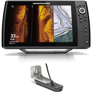 Helix 12 Chirp Mega SI Plus GPS G3N Fishfinder Chartplotter Combo