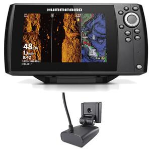 Helix 7 CHIRP MSI GPS G3N Chartplotter Fishfinder