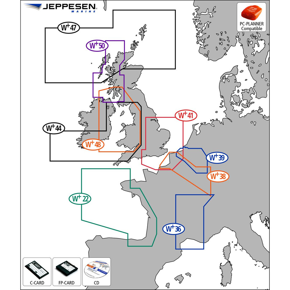 Wide NT+ - Bristol Channel / IrishSea