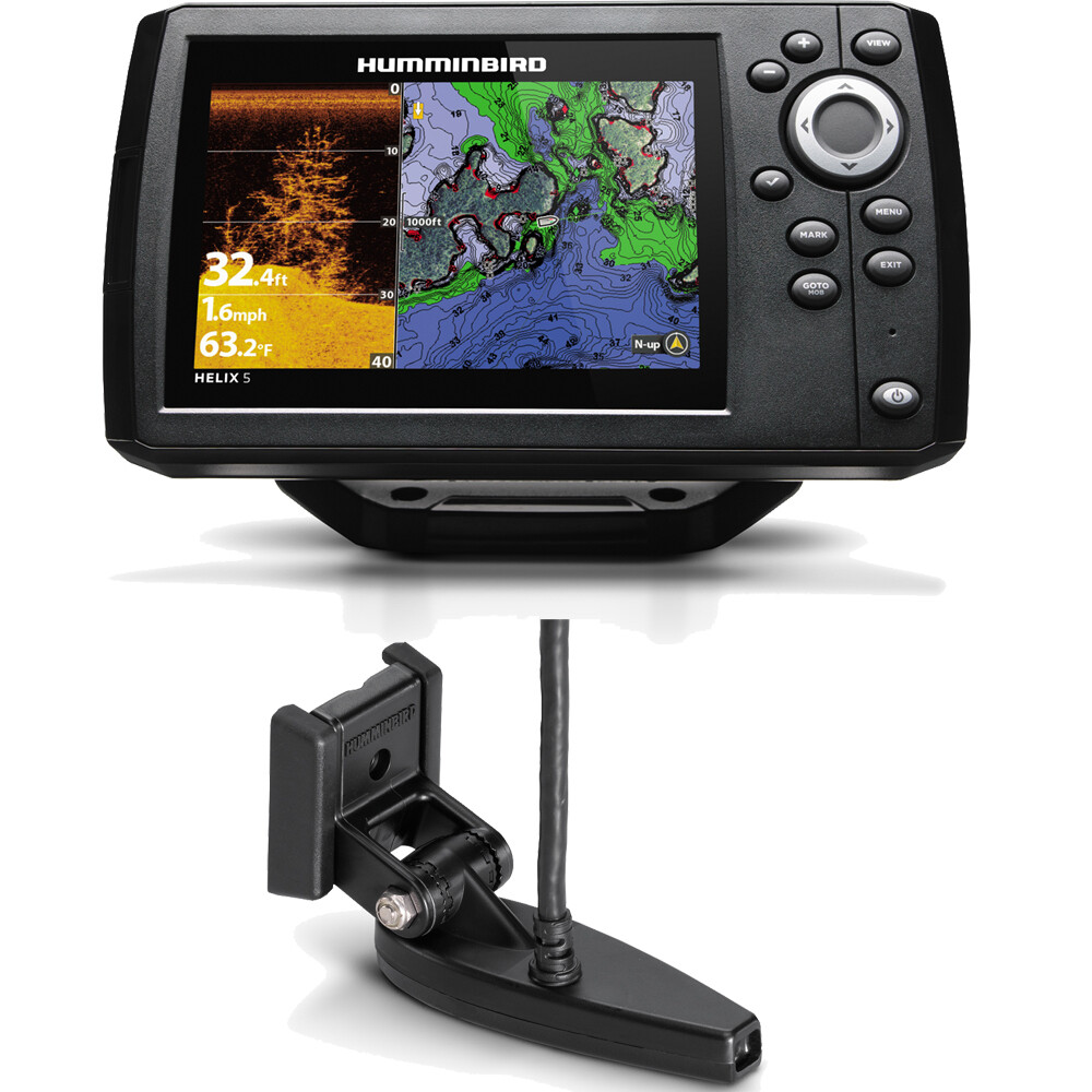 Helix 5 CHIRP DI GPS G2 Chartplotter Fishfinder Combo